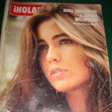 Coleccionismo de Revista Hola: JODIE FOSTER- JULIO IGLESIAS- ISABEL PREYSLER- SYDNE ROME. Lote 47265031