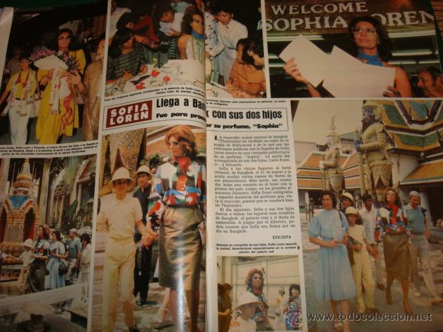Coleccionismo de Revista Hola: SOFIA LOREN - Foto 2 - 47271849