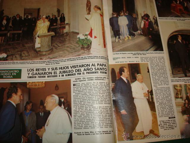 Coleccionismo de Revista Hola: INFANTA CRISTINA - Foto 4 - 47271849