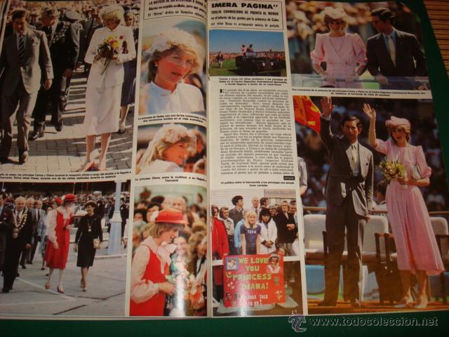 Coleccionismo de Revista Hola: PRINCESA DIANA - Foto 5 - 47271849