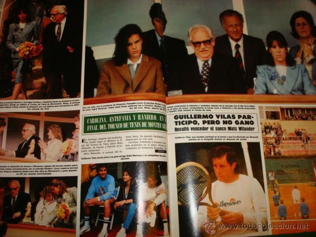 Coleccionismo de Revista Hola: ESTEFANIA DE MONACO - Foto 6 - 47271849
