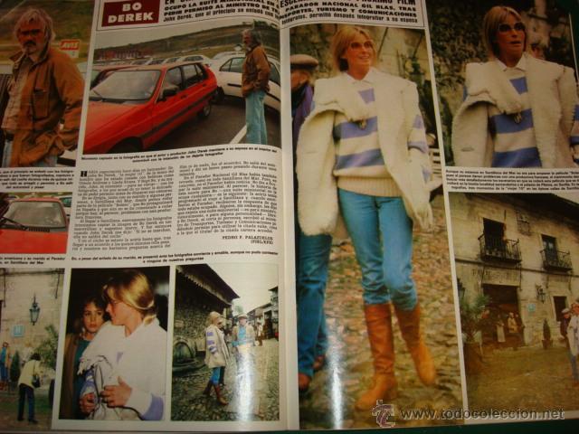 Coleccionismo de Revista Hola: BO DEREK - Foto 7 - 47271849