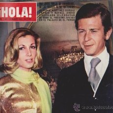 Coleccionismo de Revista Hola: ¡ HOLA ! Nº 1542 - 16 MARZO 1974 - 20 PTS.. Lote 48587576