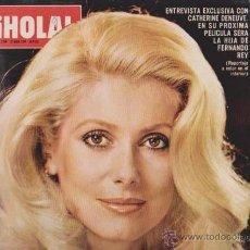 Coleccionismo de Revista Hola: ¡ HOLA ! Nº 1548 - 27 ABRIL 1974 - 20 PTS.. Lote 48587660