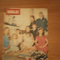 Coleccionismo de Revista Hola: HOLA , Nº 1115- 8 DE ENERO 1966 -. Lote 48640465
