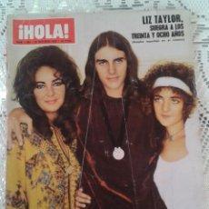 Coleccionismo de Revista Hola: REVISTA HOLA Nº 1.365 24 OCTUBRE 1970. Lote 48654123