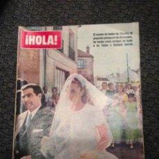 Coleccionismo de Revista Hola: REVISTA HOLA JULIO 1968 NÚMERO 1245.. Lote 48974503