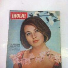 Coleccionismo de Revista Hola: REVISTA HOLA Nº 1128 AÑO 1966 PORTADA PIA LINDSTRONG. Lote 49013131
