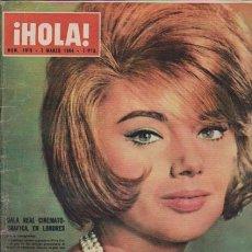 Coleccionismo de Revista Hola: ¡ HOLA ! Nº 1019 - 7 MARZO 1964 - 7 PTS.. Lote 49927384