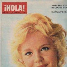 Coleccionismo de Revista Hola: ¡ HOLA ! Nº 1014 - 2 FEBRERO 1964 - 7 PTS.. Lote 49928544