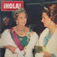 Coleccionismo de Revista Hola: ¡ HOLA ! Nº 1122 - 26 FEBRERO 1966 - 8 PTS.. Lote 54950514