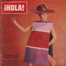 Coleccionismo de Revista Hola: ¡ HOLA ! Nº 1120 - 12 FEBRERO 1966 - 8 PTS.. Lote 49988400