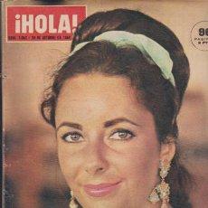 Coleccionismo de Revista Hola: ¡ HOLA ! Nº 1052 - 24 OCTUBRE 1964 - 8 PTS.. Lote 49988413