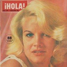 Coleccionismo de Revista Hola: ¡ HOLA ! Nº 1054 - 7 NOVIEMBRE 1964 - 8 PTS.. Lote 49988416