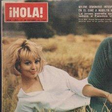 Coleccionismo de Revista Hola: ¡ HOLA ! Nº 1053 - 31 OCTUBRE 1964 - 8 PTS.. Lote 49988429