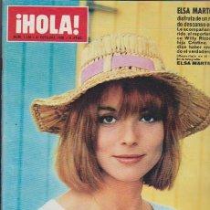 Coleccionismo de Revista Hola: ¡ HOLA ! Nº 1154 - 8 OCTUBRE 1966 - 8 PTS.. Lote 50008275