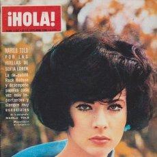 Coleccionismo de Revista Hola: ¡ HOLA ! Nº 1157 - 29 OCTUBRE 1966 - 8 PTS.. Lote 50008284