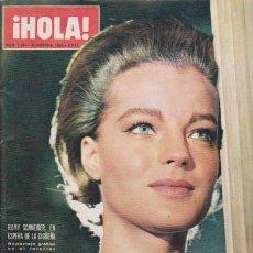 Coleccionismo de Revista Hola: ¡ HOLA ! Nº 1161 - 26 NOVIEMBRE 1966 - 8 PTS.. Lote 50008297