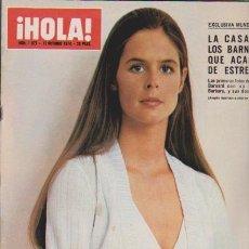Coleccionismo de Revista Hola: ¡ HOLA ! Nº 1572 - 12 OCTUBRE 1974 - 20 PTS.. Lote 50031463