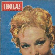 Coleccionismo de Revista Hola: ¡ HOLA ! Nº 1074 - 27 MARZO 1965 - 8 PTS.. Lote 50031537