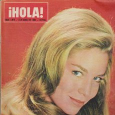 Coleccionismo de Revista Hola: ¡ HOLA ! Nº 1075 - 3 ABRIL 1965 - 8 PTS.. Lote 50097761