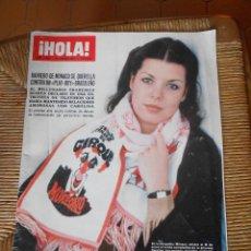 Coleccionismo de Revista Hola: HOLA ! 29 ENERO DE 1977. Lote 50272850