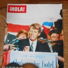 Coleccionismo de Revista Hola: HOLA ! 15 DE JUNIO DE 1968. Lote 50273033