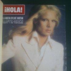 Coleccionismo de Revista Hola: REVISTA HOLA VER FOTOS HISTORIA DE ESPAÑA 11 REVISTAS AÑOS;70S. Lote 54873305