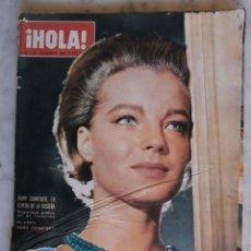 Coleccionismo de Revista Hola: HOLA - ADAMO - RAQUEL WELCH - GINA LOLLOBRIGIDA - ANTONIO GADES - GRETA GARBO - CURD JURGENS. Lote 51980545