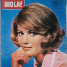 Coleccionismo de Revista Hola: HOLA - JOHNNY HALLYDAY - SOFIA LOREN - CLAUDIA CARDINALE - Nº 1.169 ENERO 1967. Lote 51995736