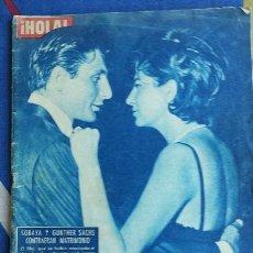 Collectionnisme de Magazine Hola: REVISTA HOLA NUM. 941 DEL 14 SEPTIEMBRE 1962. Lote 52026174