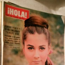 Coleccionismo de Revista Hola: HOLA MAGAZINE 2 NOVIEMBRE - 1966 - NUM. 1159 - ROMINA POWER - PETER SELLERS - TONY CURTIS LOT200. Lote 53088819