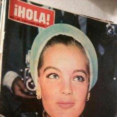 Coleccionismo de Revista Hola: HOLA 1099. SEPTIEMBRE 1965. ROMY SCHNEIDER EN SEGOVIA. CAROLINA DE MONACO. PETER O´TOOLE LOT200. Lote 53088986
