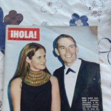 Coleccionismo de Revista Hola: REVISTA HOLA. Lote 53190363