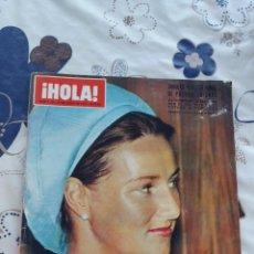 Coleccionismo de Revista Hola: REVISTA HOLA. Lote 53190383