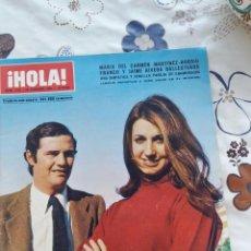 Coleccionismo de Revista Hola: REVISTA HOLA. Lote 53190408