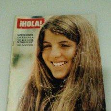 Coleccionismo de Revista Hola: REVISTA HOLA, AÑO 1972, Nº 1455 , DEL 15 DE JULIO SOFIA LOREN MARIA CALLAS LIZ TAYLOR Y MÁS. Lote 119956016