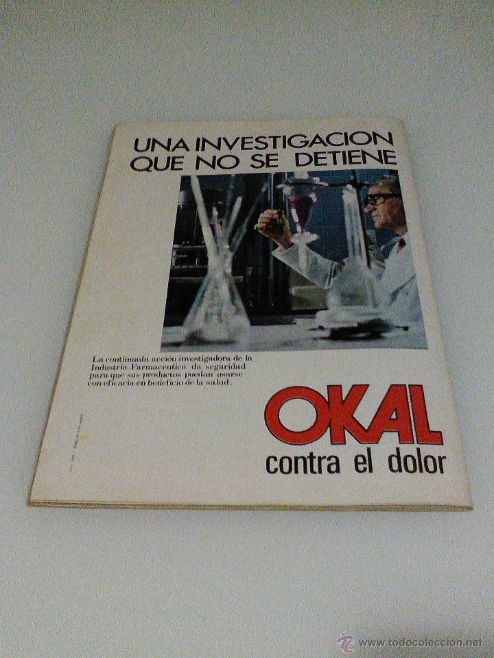 Coleccionismo de Revista Hola: Hola año 1972 1472 11 d Noviembre Sofia Loren princesa sofia brigitte bardot miguel bose en la mili - Foto 5 - 55020701