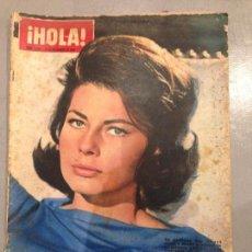 Coleccionismo de Revista Hola: REVISTA HOLA 12 DICIEMBRE DE 1964 NÚMERO 1059. EN PORTADA LA PRINCESA SORAYA.. Lote 56080170