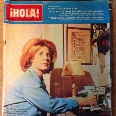 Coleccionismo de Revista Hola: REVISTA HOLA - 7 DE DICIEMBRE 1963. Lote 56299011