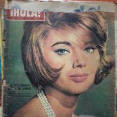 Coleccionismo de Revista Hola: REVISTA HOLA-MARZO 1964. Lote 58085475