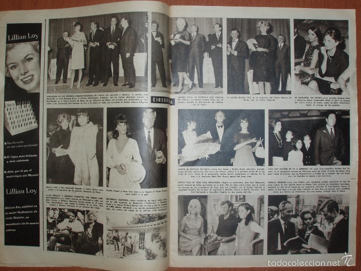 Coleccionismo de Revista Hola: REVISTA ILUSTRADA HOLA. Nº 1050, AÑO 1964 FEDERICA DE GRECIA, REYES DE TAILANDIA, TONI PERKINS... - Foto 2 - 58413057
