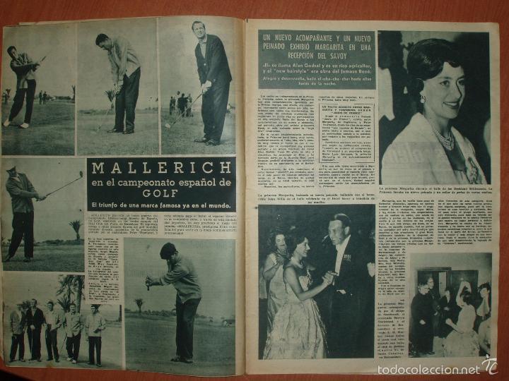Coleccionismo de Revista Hola: REVISTA ILUSTRADA HOLA. Nº 792, AÑO 1959. FARAH DIBA, LA NOVIA DEL SHA, EN PARIS.... - Foto 2 - 58434338