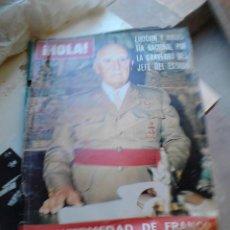 Coleccionismo de Revista Hola: REVISTA HOLA NOVIEMBRE 1975. Lote 58445109