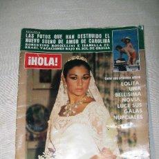 Coleccionismo de Revista Hola: REVISTA HOLA 3 SEPTIEMBRE 1983. Lote 59569939