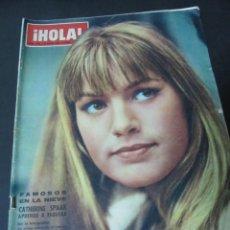 Coleccionismo de Revista Hola: REVISTA HOLA REPORTAJE ESTRENO MY FAIR LADY AUDREY HEPBURN REX HARRISON ENTREVISTA MARISOL . Lote 60551583