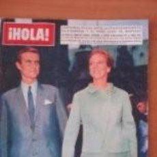 Coleccionismo de Revista Hola: REINA MARGARITA II Y PRINCIPE HENRIK / PORTADA Y REPORTAJE / REVISTA HOLA 1155 / 1966 / 13. Lote 60649883