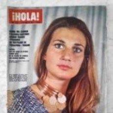 Coleccionismo de Revista Hola: MARIOLA MARTINEZ-BORDIU FRANCO / PORTADA Y REPORTAJE / REVISTA HOLA 1338 / 1970 / 14. Lote 61218759