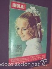 REVISTA HOLA 1336 / 1970 / 15 (Coleccionismo - Revistas y Periódicos Modernos (a partir de 1.940) - Revista Hola)