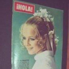 Coleccionismo de Revista Hola: REVISTA HOLA 1336 / 1970 / 15. Lote 61220735